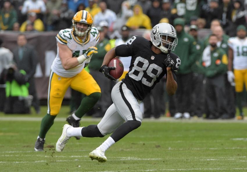 Amari Cooper to represent Oakland Raiders in Pro Bowl