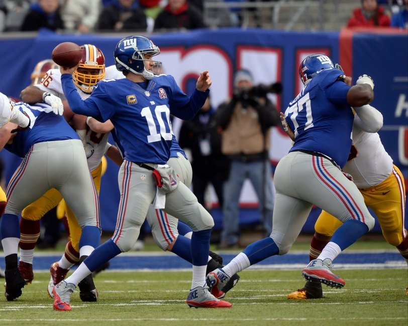 Eric Flowers Just Got Bigger For The New York Giants Page 4
