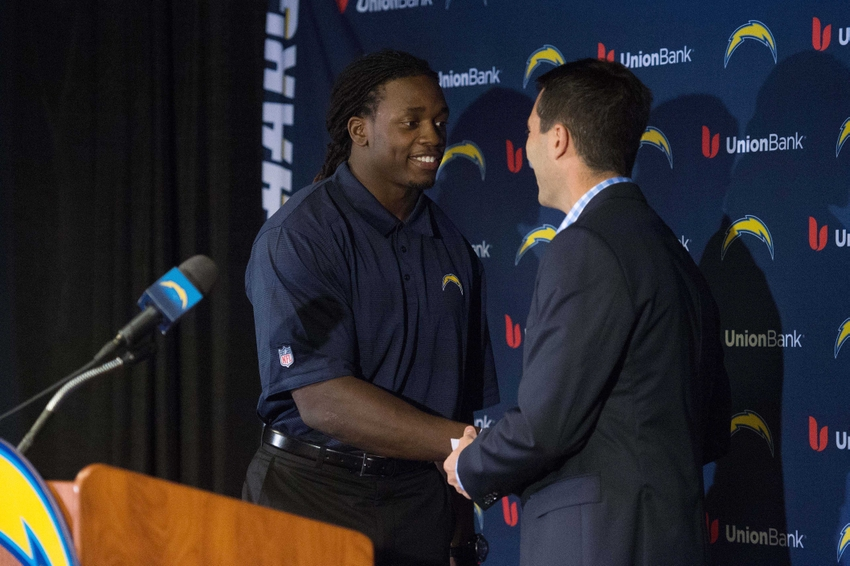 Melvin Gordon Makes San Diego Chargers A Contender Page 6