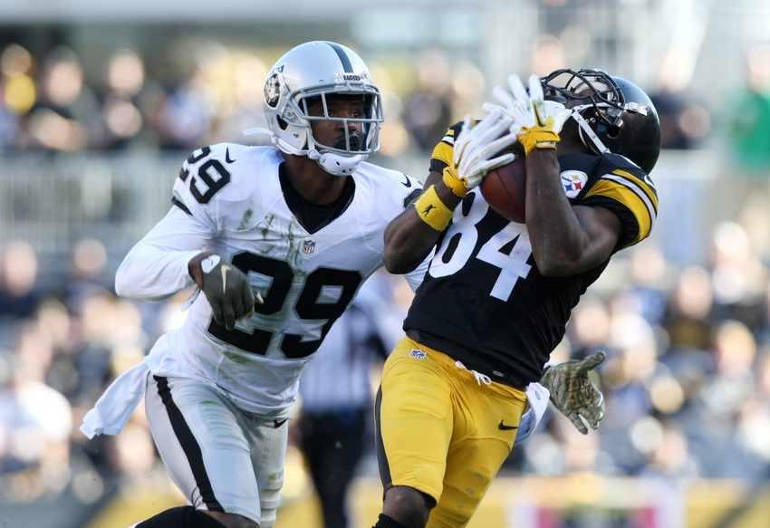 Oakland Raiders Vs Pittsburgh Steelers Rebuilt Rivalry