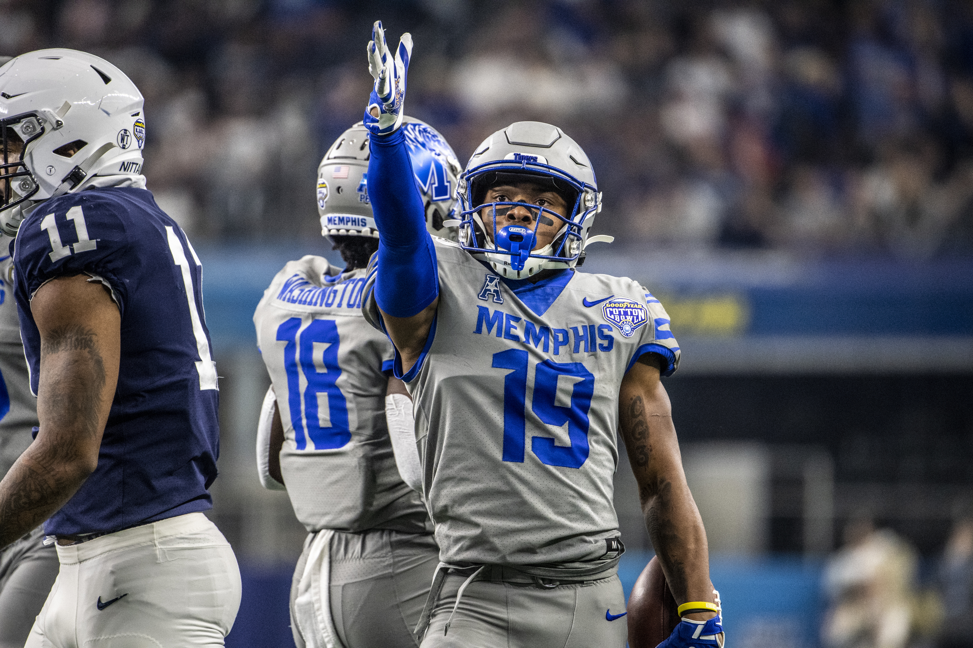 Scouting the 2021 NFL Draft: Memphis RB Kenneth Gainwell