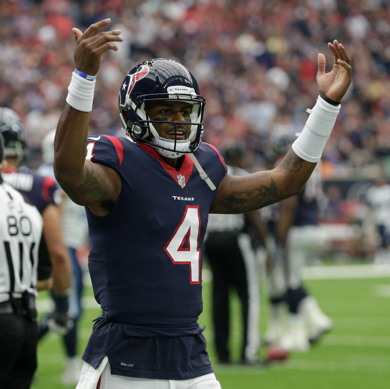2017 NFL Re-Draft: Deshaun Watson's Number One