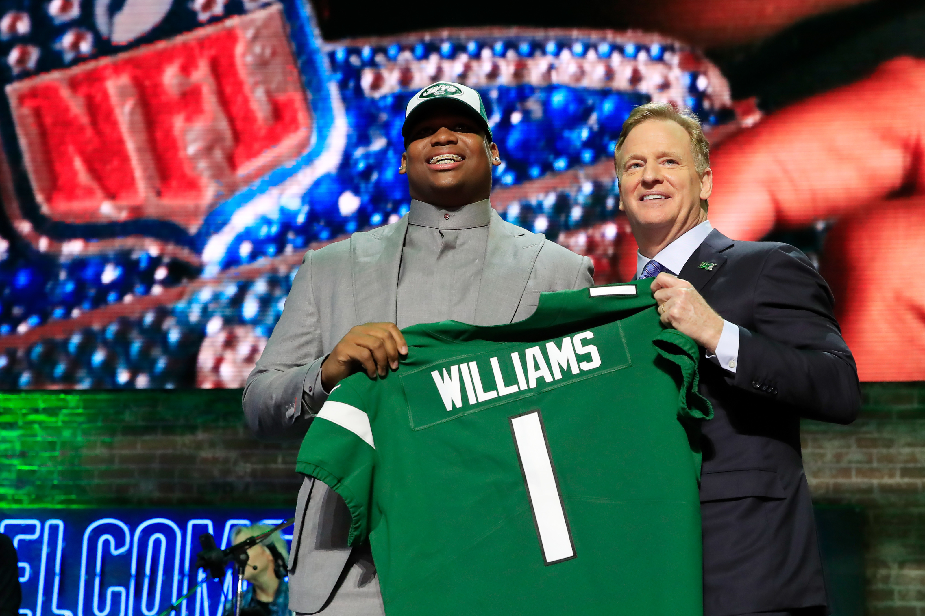 Correcting Jets mistakes just one year later in 2019 re-draft