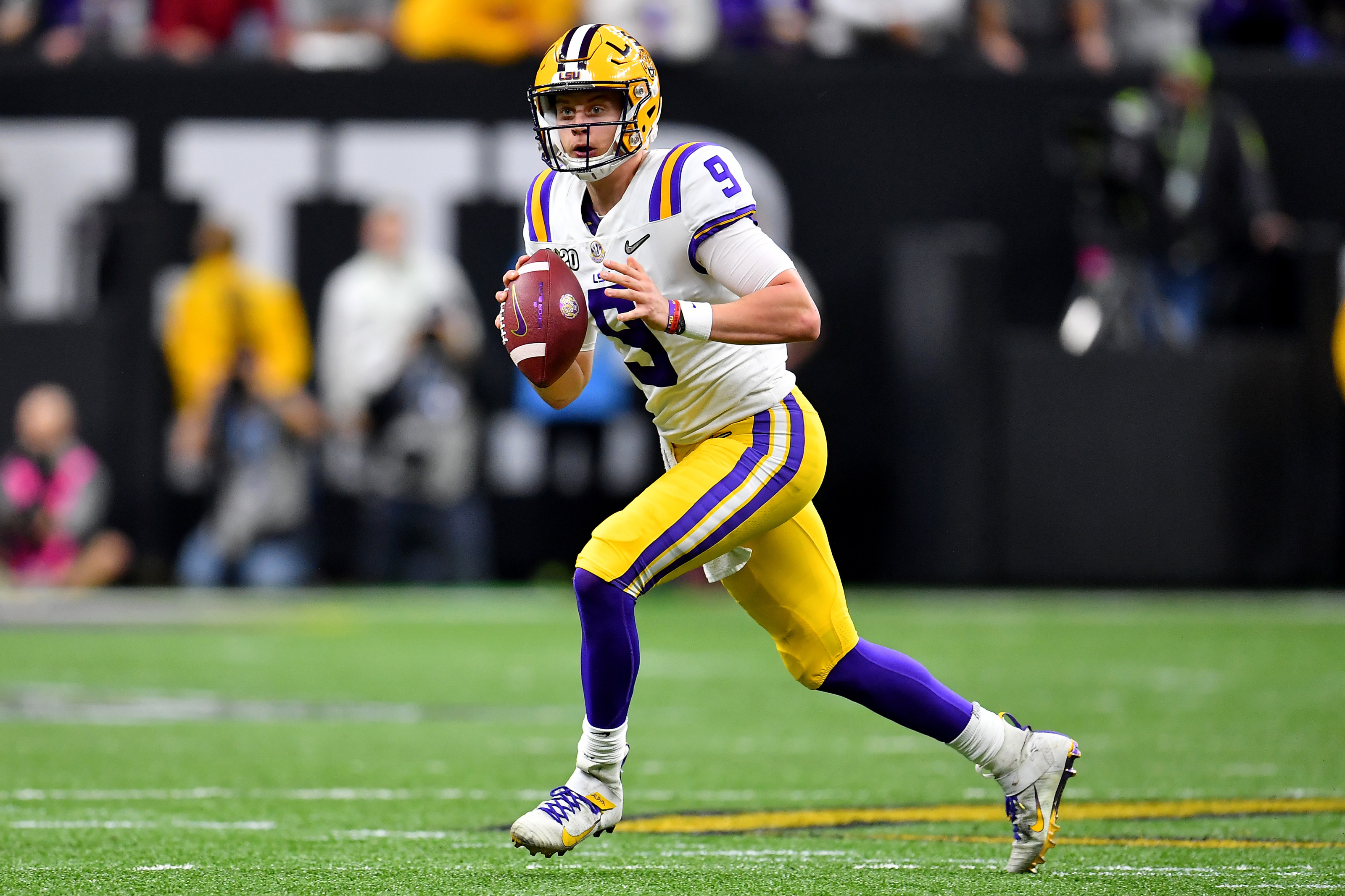 2020 NFL Draft: Joe Burrow cannot fix Bengals, needs to use his leverage