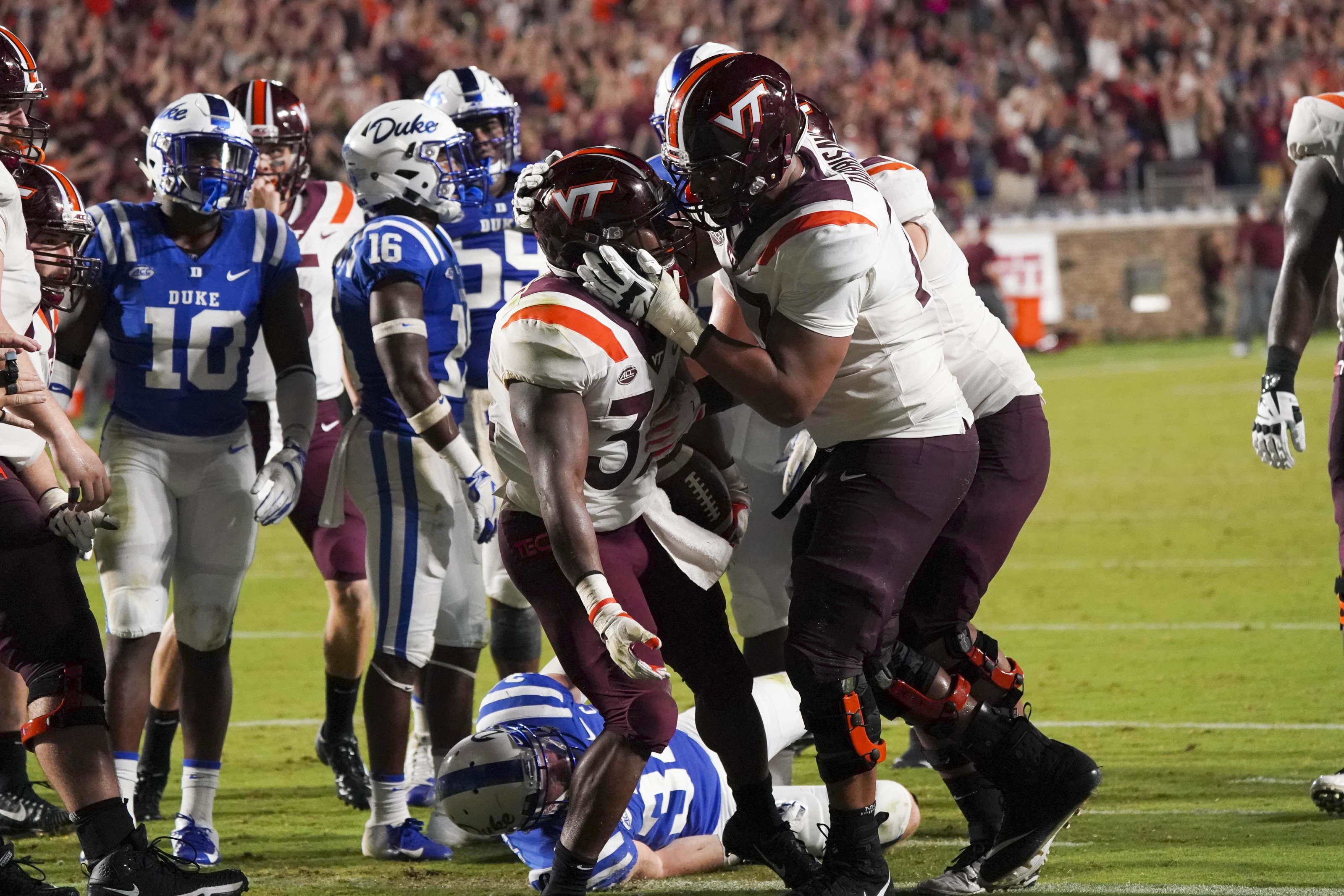 2021 Nfl Draft Virginia Tech Ot Christian Darrisaw Is On The Rise