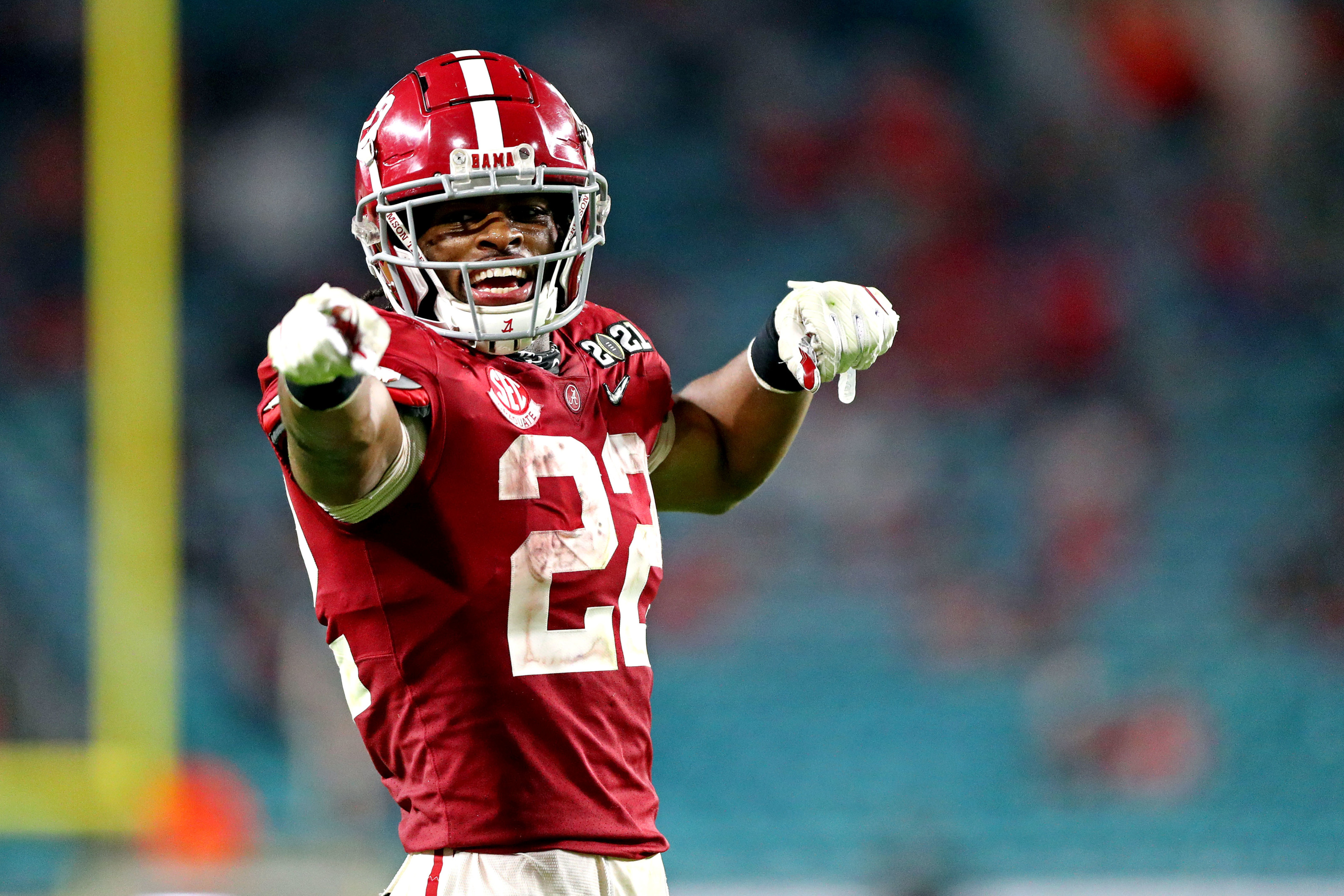 Steelers: Taking Najee Harris or any RB early a massive mistake